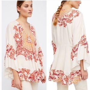 Free People Sunset Dreams Tunic